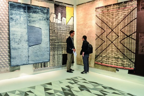 Stand: cc-tapis, Halle 3.2 / Foto: Koelnmesse, Oliver Wachenfeld
